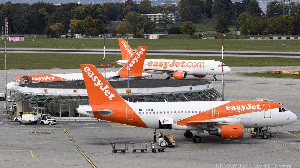 Transport aérien: Easyjet ouvre deux nouvelles liaisons depuis