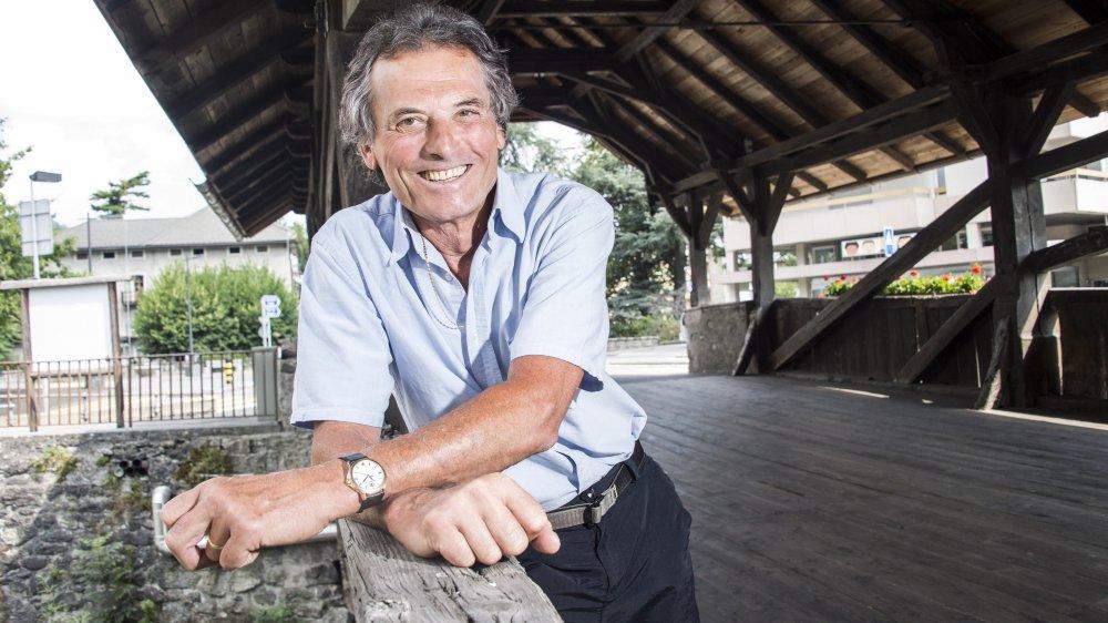 Armand Favre, 69 ans, a mis sur pied des visites ouvertes à tous, sur inscription.