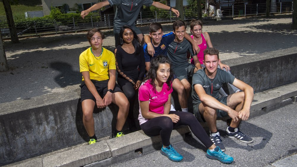 Erjon Kilaj, Cassandra Fonseca, Navinaa Sivasambu, Léane Crausaz, Kilian Butty et Flavio Castagnozzi font partie des huit jeunes qui disputeront Sierre - Zinal, dimanche.