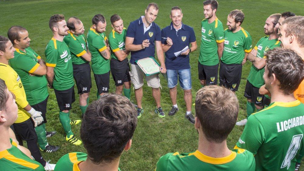 Le groupe du FC Erde qui affrontera Azzurri LS est désormais défini.