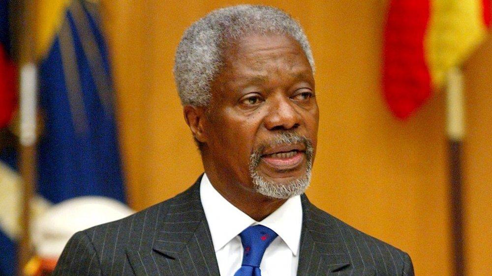 Kofi Annan, la mort d'un apôtre de la paix
