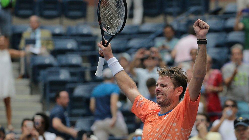 Stan Wawrinka a parfaitement réussi son entrée à l'US Open.