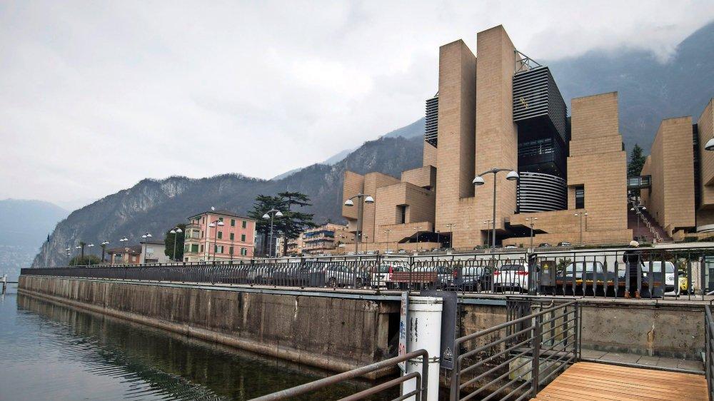 Le casino de Campione a fait faillite le 27juillet dernier.