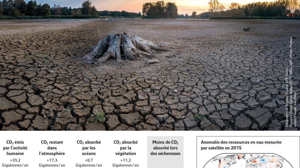 Notre planète s'étouffe