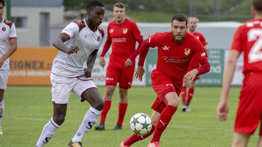 Le FC Sierre, tout comme son voisin le FC Chippis, est cantonné au fond du classement en ce début de championnat.