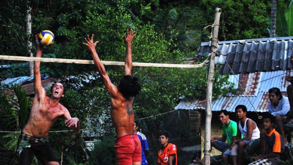 Sur le campus thaïlandais, le sport devient un projet de vie.