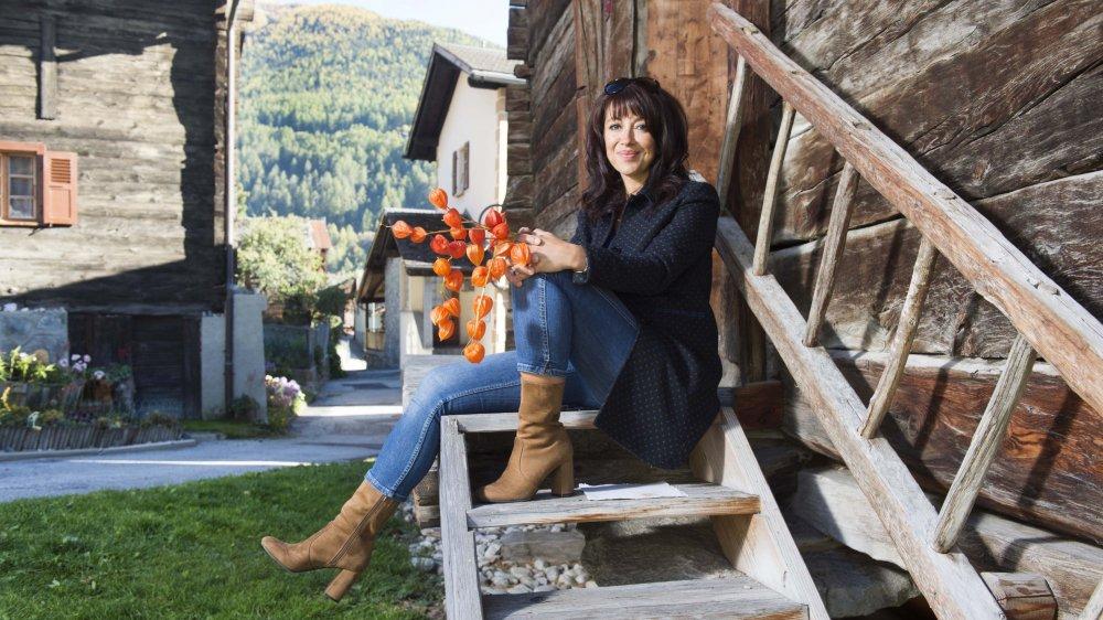 Manuella Maury, créatrice du festival de la correspondance, Lettres de soie.