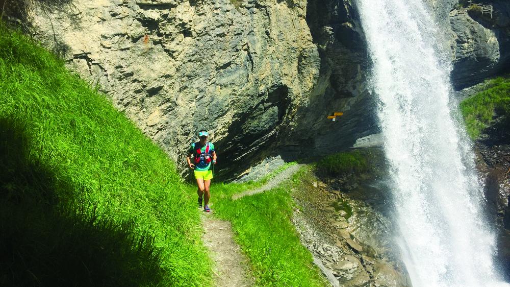 Crans-Montana inaugure dix nouveaux parcours de trail