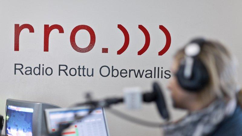 Le studio de Radio Rottu se situe à Viège.