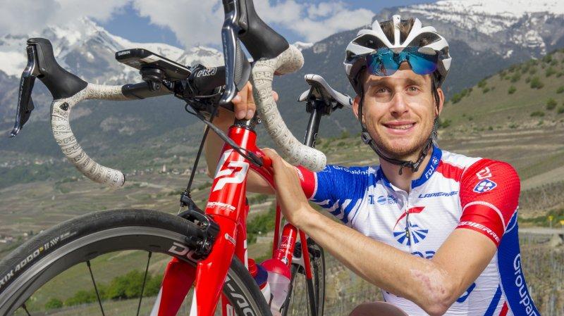Cyclisme: Sébastien Reichenbach prolonge son aventure avec Groupama-FDJ