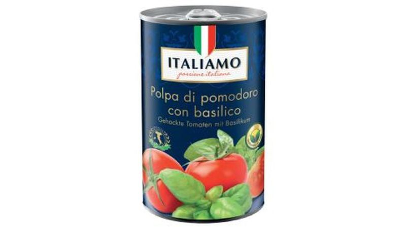 Rappel de produit: des tomates hachées de chez Lidl peuvent contenir des bouts de plastique
