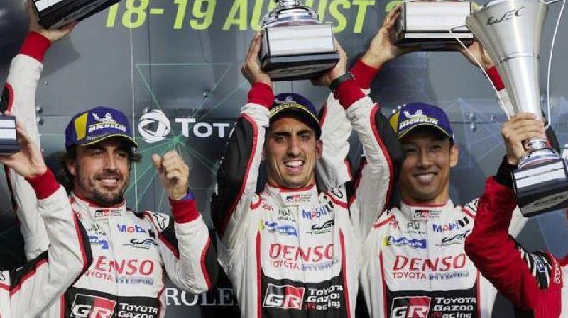 Automobilisme - Six Heures de Silverstone: Buemi, Alonso et Nakajima disqualifiés pour non-conformité