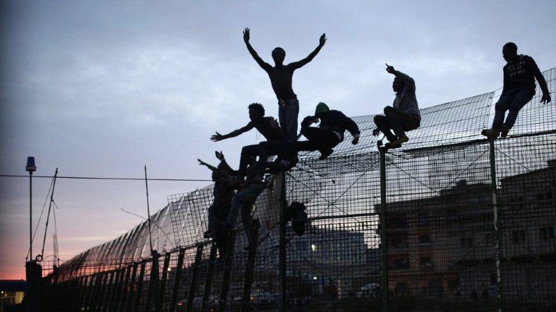 Depuis le début de l'année, quelque 3100 migrants sont entrés à Ceuta et Melilla, selon l'Organisation internationale pour les migrations (OIM).