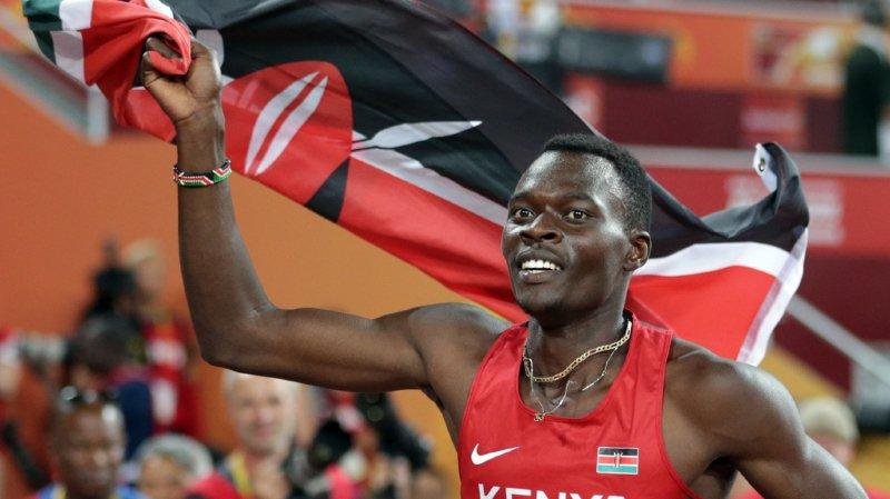 Lors des championnats du monde en 2015 à Pékin, Nicholas Bett était devenu le premier Kényan à décrocher le titre mondial du 400 m haies en établissant au passage un nouveau record national (47''79).