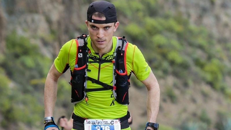 Mickaël Nançoz a pour objectif de boucler le Swiss Peaks en 95 heures.