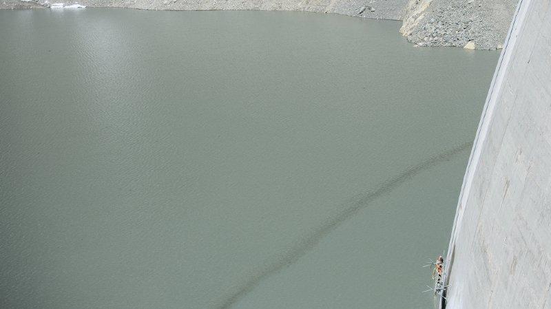 Sécheresse: grâce à la neige, les lacs des barrages devraient être normalement remplis en septembre