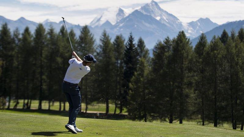 Crans-Montana: le plateau de l'Omega European Masters de golf s'enrichit