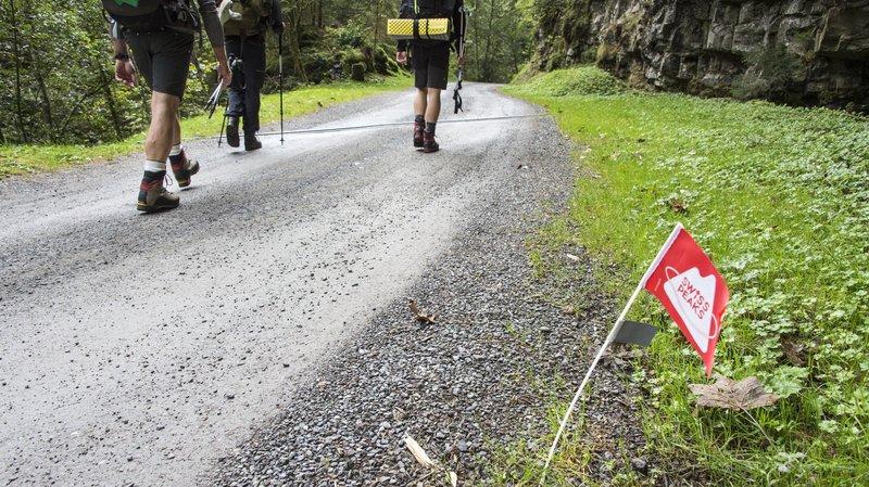 Trail: un Valais 360 degrés pour le Swiss Peaks