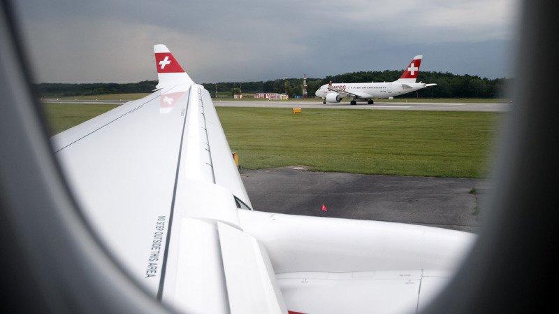 Climat: les Suisses sont ouverts à une taxe sur les billets d'avion selon un sondage