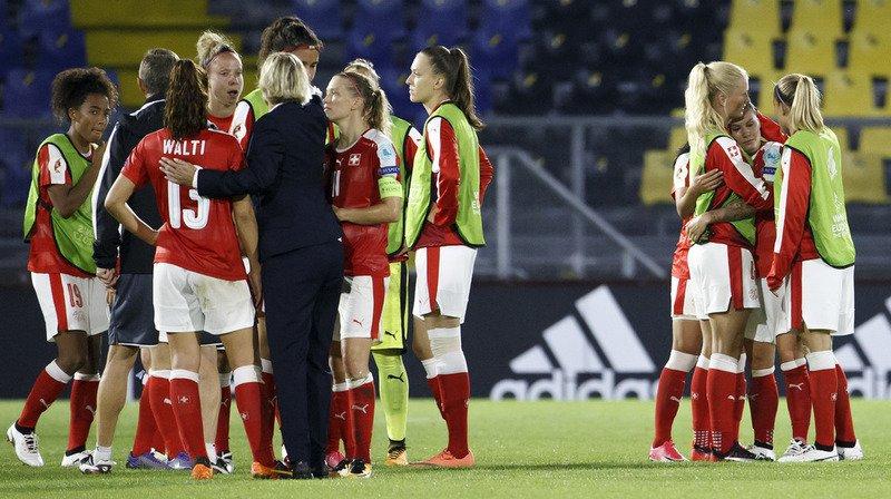 L'équipe de Suisse dames dispose d'une balle de match dans la course à la Coupe du monde 2019 en France.