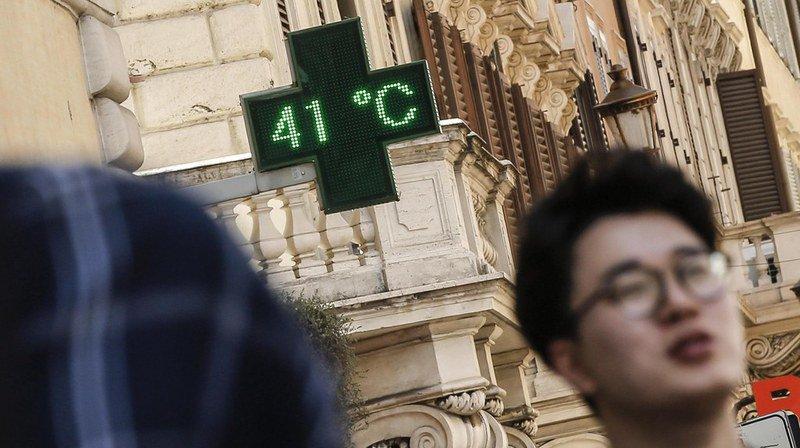 Espagne : la vague de chaleur fait 9 morts