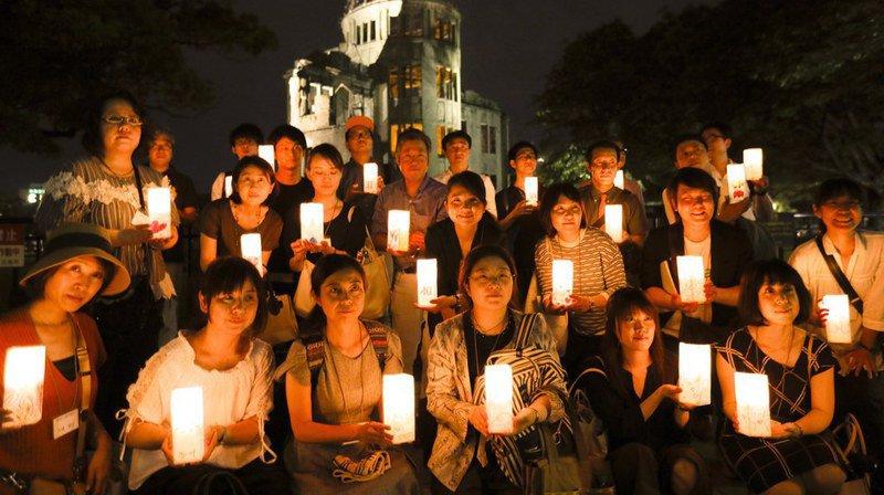 Japon: il y a 73 ans, Hiroshima était frappée par une bombe nucléaire