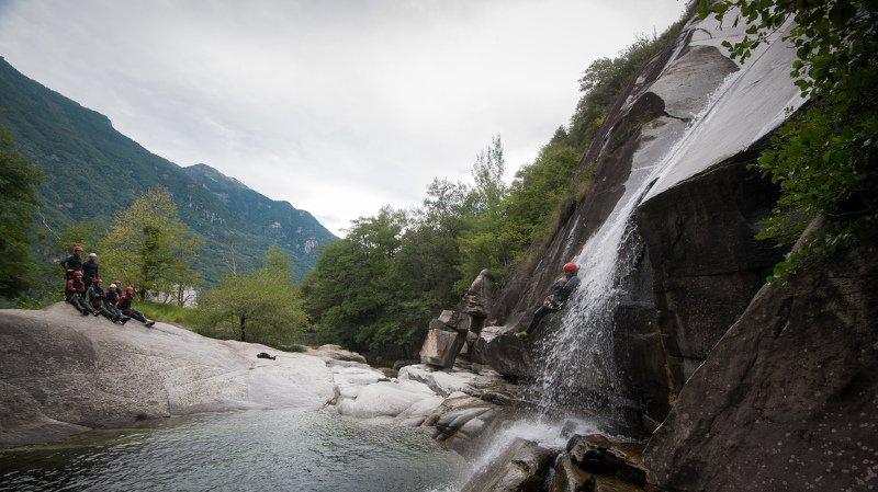 Quatre personnes décèdent suite à une crue violente alors qu'elles pratiquaient le canyoning dans le Sud de la Corse (Photo d'illustration).