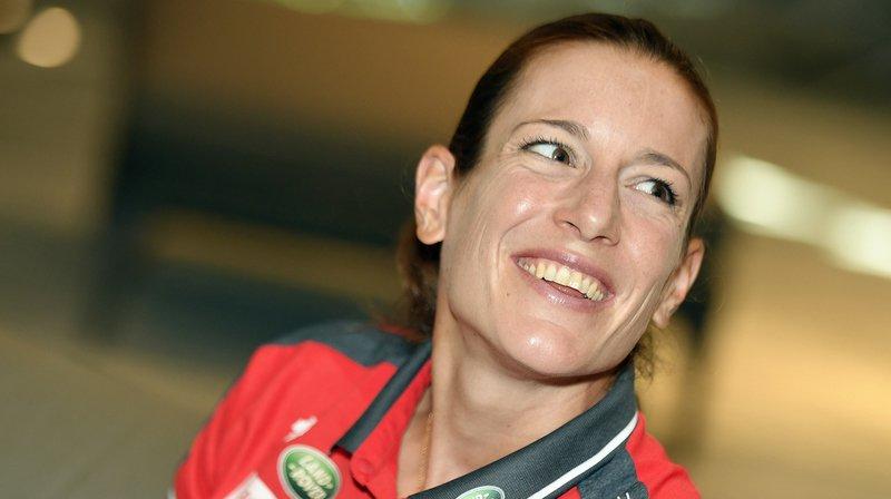 La Zurichoise Nicola Spirig, 36 ans, a brillé à Glasgow en décrochant l'or.