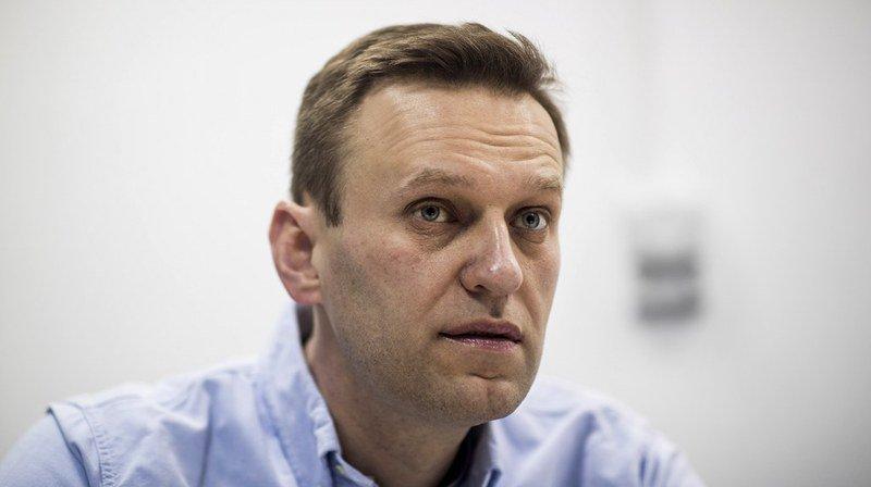 Russie: l'opposant Alexeï Navalny de nouveau interpellé à Moscou