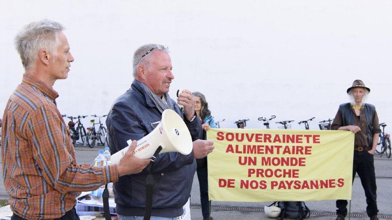 Agriculture: Uniterre a lancé sa campagne pour une souveraineté alimentaire