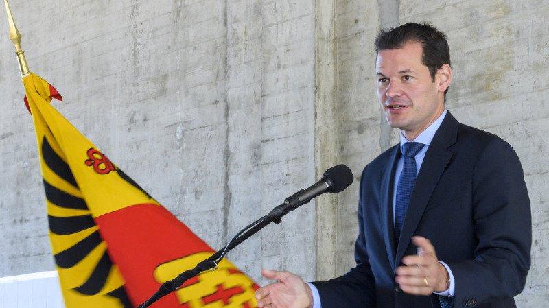 Genève: Pierre Maudet suspendu de certaines prérogatives par le Conseil d'Etat, insuffisant pour ses adversaires