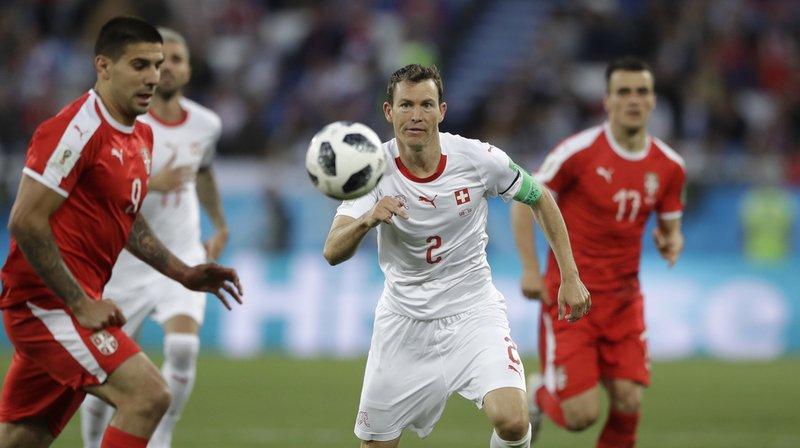 Stephan Lichtsteiner, capitaine de l'équipe de Suisse, n'a absolument aucune intention de prendre sa retraite internationale.