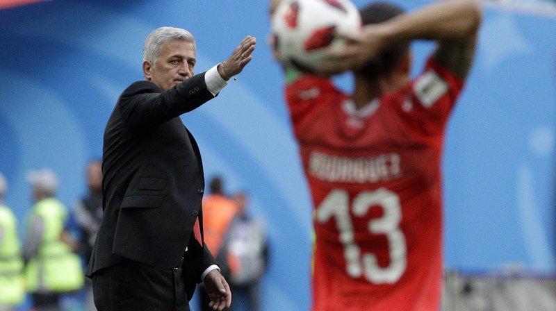 Equipe de Suisse: le coach Vladimir Petkovic s'exprime