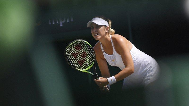 Tennis - Washington: Belinda Bencic se qualifie pour le 2e tour