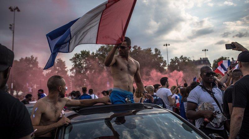 France - Coupe du monde 2018: amendés pour avoir trop klaxonné le soir du sacre
