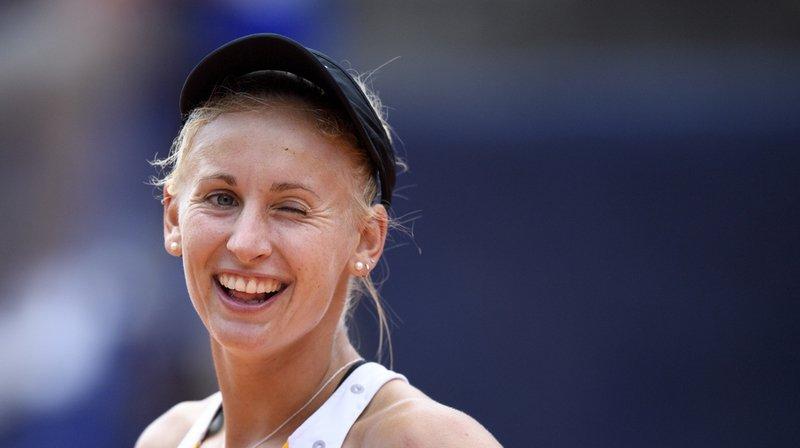 Tennis - US Open: Issue des qualifications, la Biennoise Jil Teichmann s'impose au premier tour