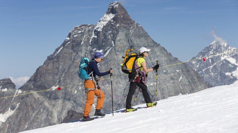 Météo: de nombreuses personnes prennent de l'altitude pour échapper à la canicule