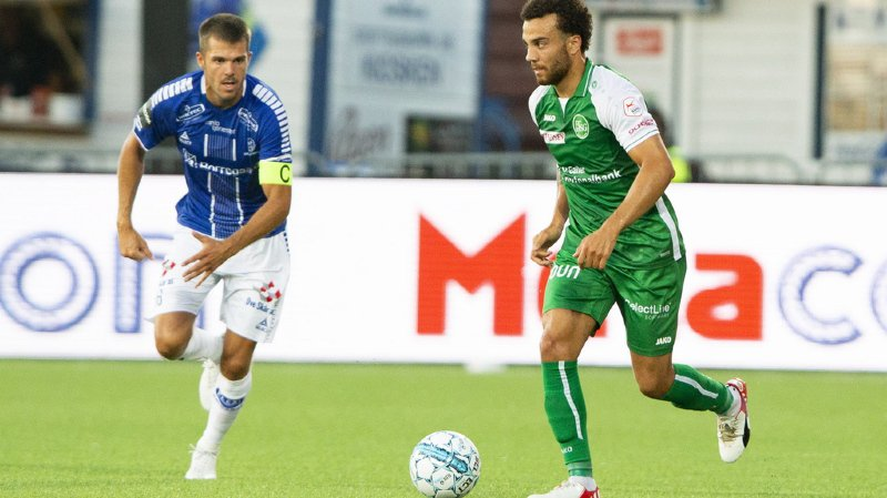 Football - Europa League:  le FC Saint-Gall s'incline 1-0 à Sarpsborg et enterre son rêve européen