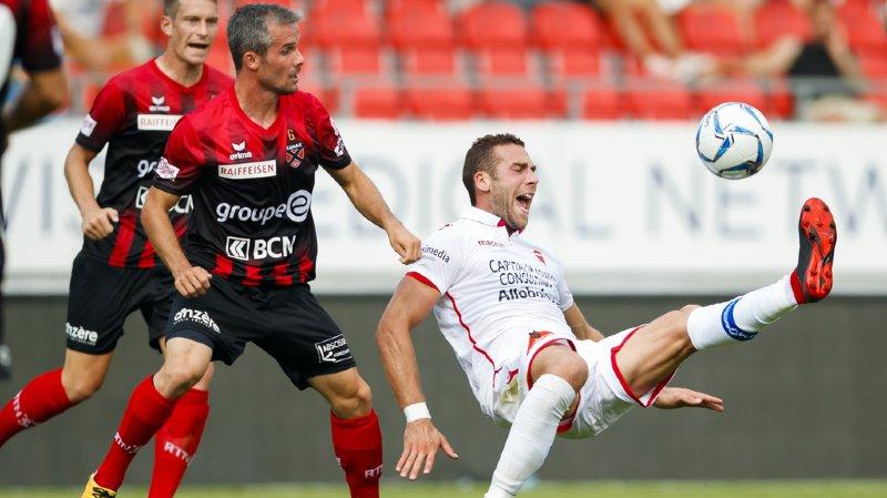 Football-Super League : Sion remporte le derby face à Xamax, YB enchaîne les victoires, St-Gall bat Thoune