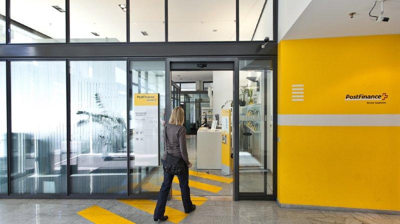 Banques: Postfinance confirme les licenciements après la procédure de consultation