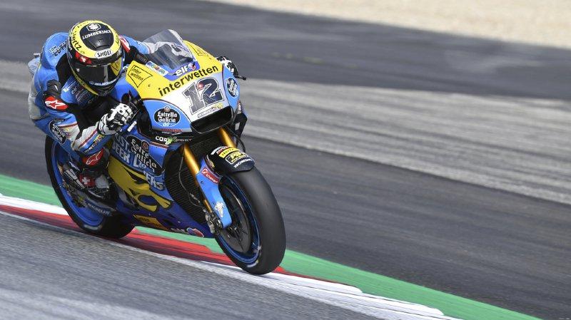 Motocyclisme: Thomas Lüthi finit dernier, Jorge Lorenzo remporte le Grand Prix d'Autriche
