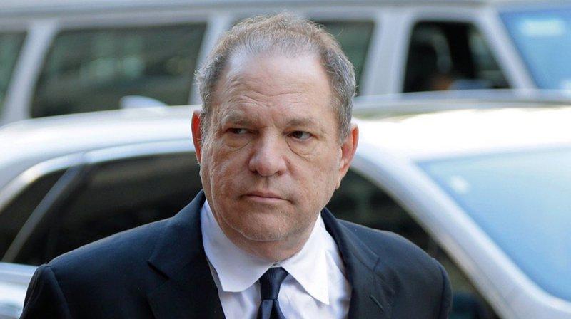Harvey Weinstein, déjà inculpé pour viol et agression sexuelle, peut être poursuivi pour trafic sexuel par l'actrice britannique Kadian Noble.