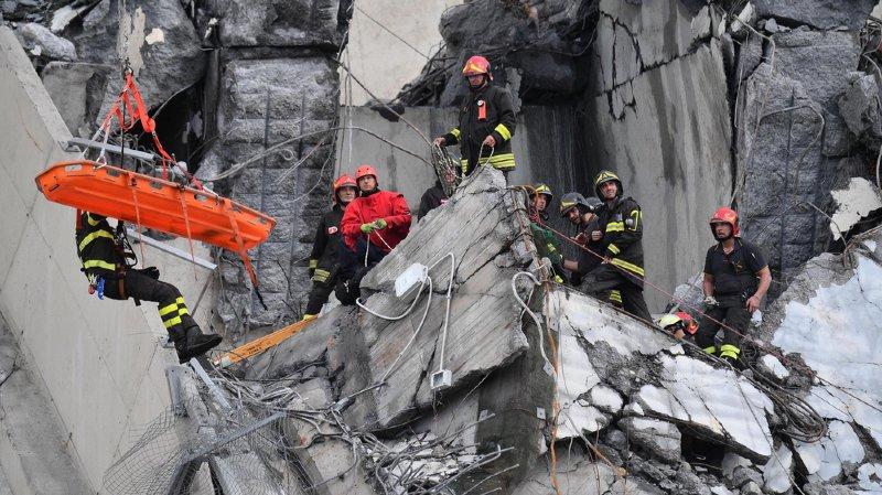 Drame de Gênes: un tel accident est-il possible en Suisse?