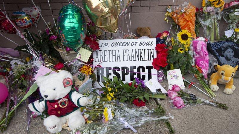 L'église du père d'Aretha Franklin remplie pour rendre hommage à la Reine de la Soul