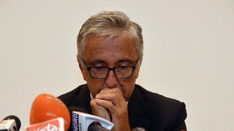Pont effondré à Gênes: Autostrade annonce la constitution d'un fonds pour les familles des victimes