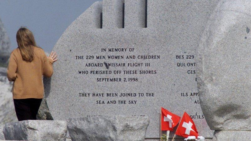 Crash d'Halifax: il y a 20 ans l'aviation civile suisse connaissait sa pire catastrophe aérienne