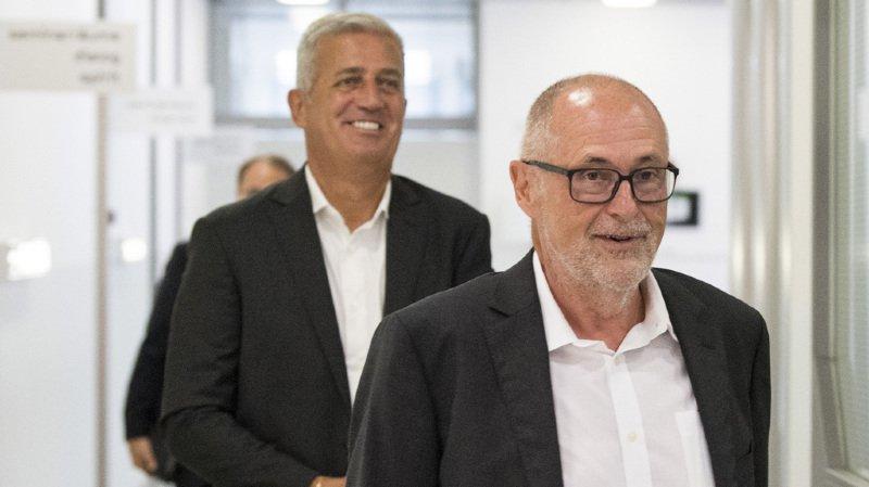 Football: le président de l'ASF Peter Gilliéron ne briguera pas de nouveau mandat en 2019