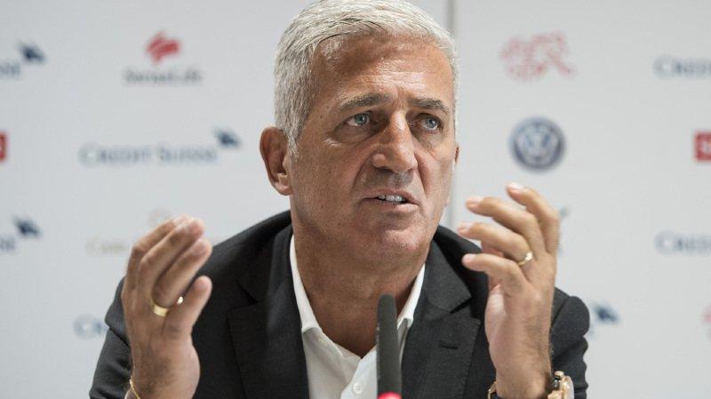 Football - Ligue des Nations: Petkovic a dévoilé la liste des joueurs retenus pour le match face à l'Islande et l'Angleterre