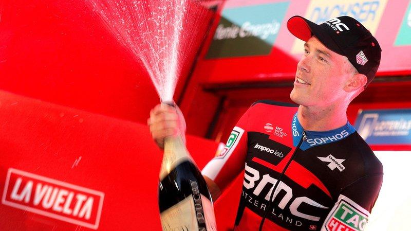 Cyclisme: l'Australien Rohan Dennis remporte la première étape du Tour d'Espagne à Malaga
