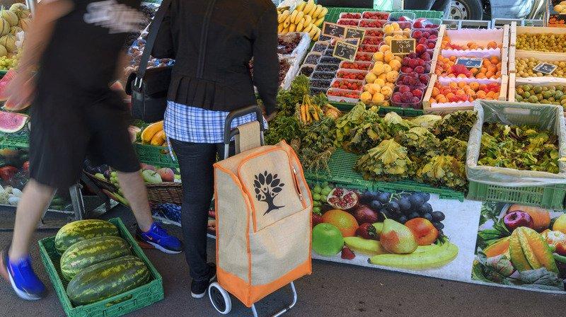 Votations fédérales du 23 septembre: le oui aux initiatives agricoles s'affaiblit